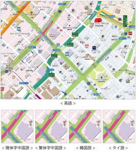 MappleAPI 多言語マップ